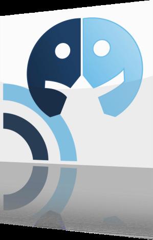 Problem Halved Logo